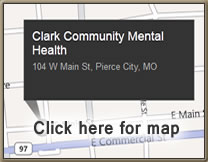 Map of Clark Center locations